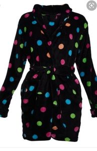 Body Candy plush bath robe XL